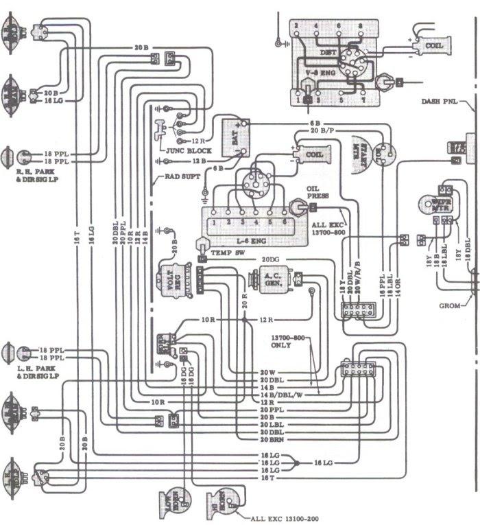 1966 Chevelle Engine Wiring Diagram Wiring Diagram View A View A Zaafran It