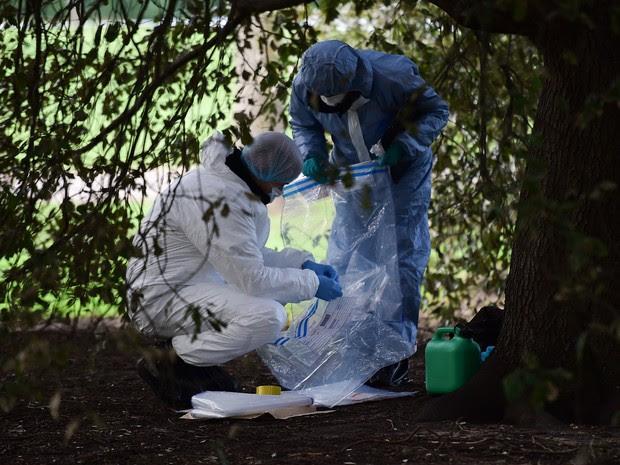 Homem morreu em consequência de seus ferimentos. (Foto: AFP)