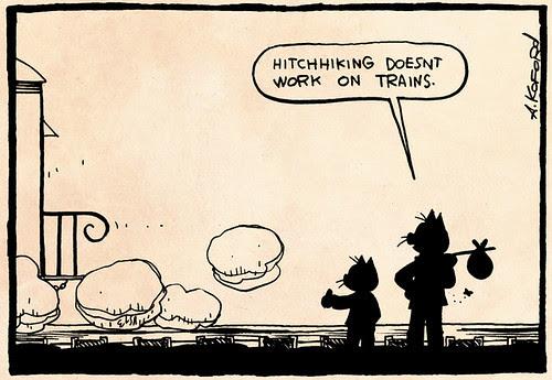 Laugh-Out-Loud Cats #2458 by Ape Lad