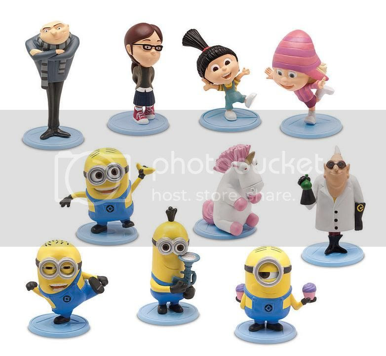 Despicable Me 2 photo: Despicable Me 2 - mini figures - blind bag DespicableMe2-minifigures-blindbag.jpg