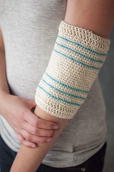 PICC Crochet Armband - Free Crochet pattern