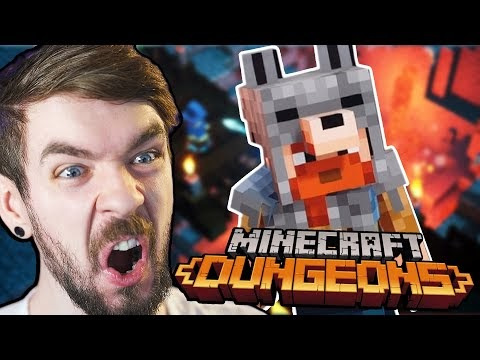 Review: Minecraft Dungeons (PC)