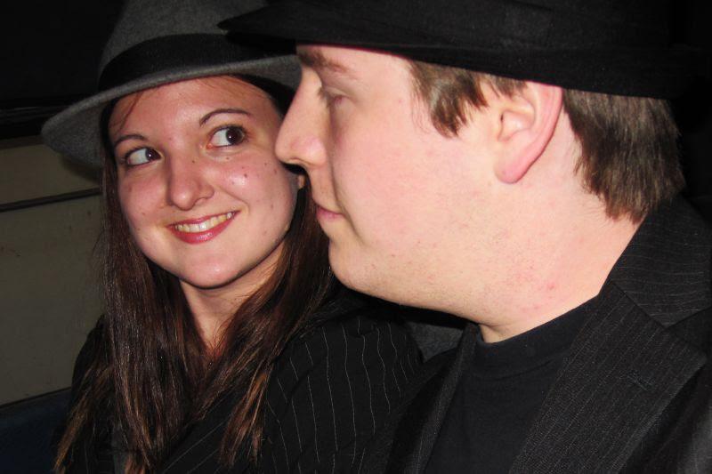 Gavin and Rachel