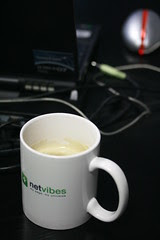 Netvibes morning