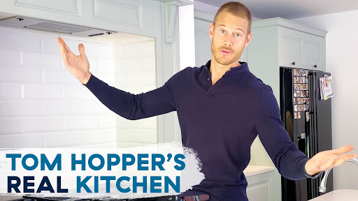 Avatar of Umbrella Academy's Tom Hopper Showed Us His Real Home Kitchen And Everything He Keeps In The