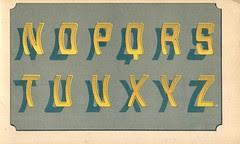 album n2 peintre lettres 14