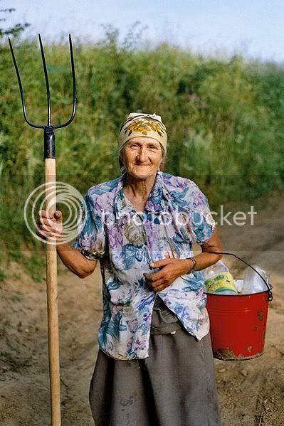A farmer yesterday