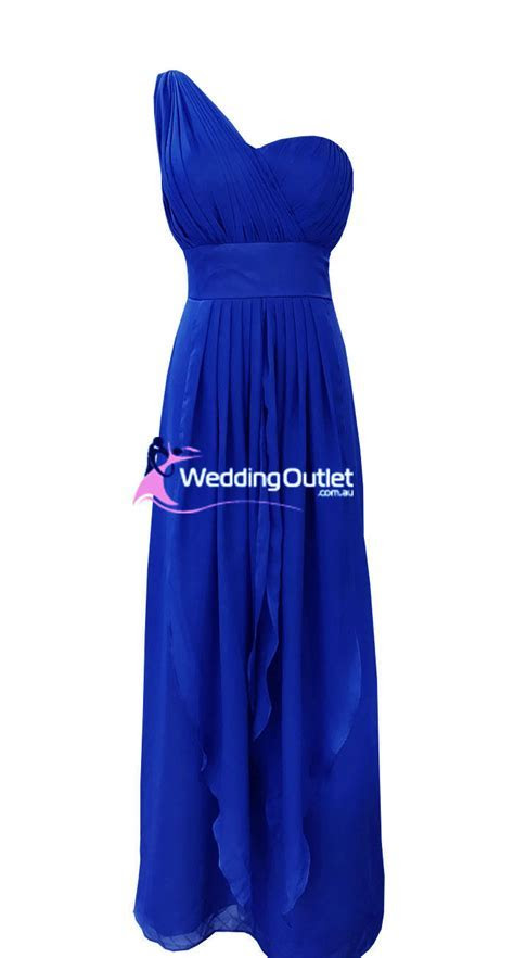 Royal Blue bridesmaid dresses style #C103