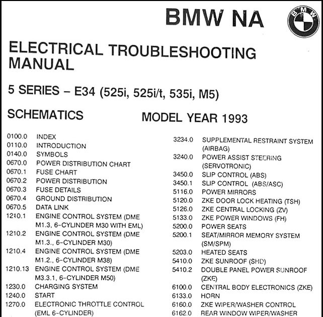 30 2008 Bmw 528i Fuse Diagram