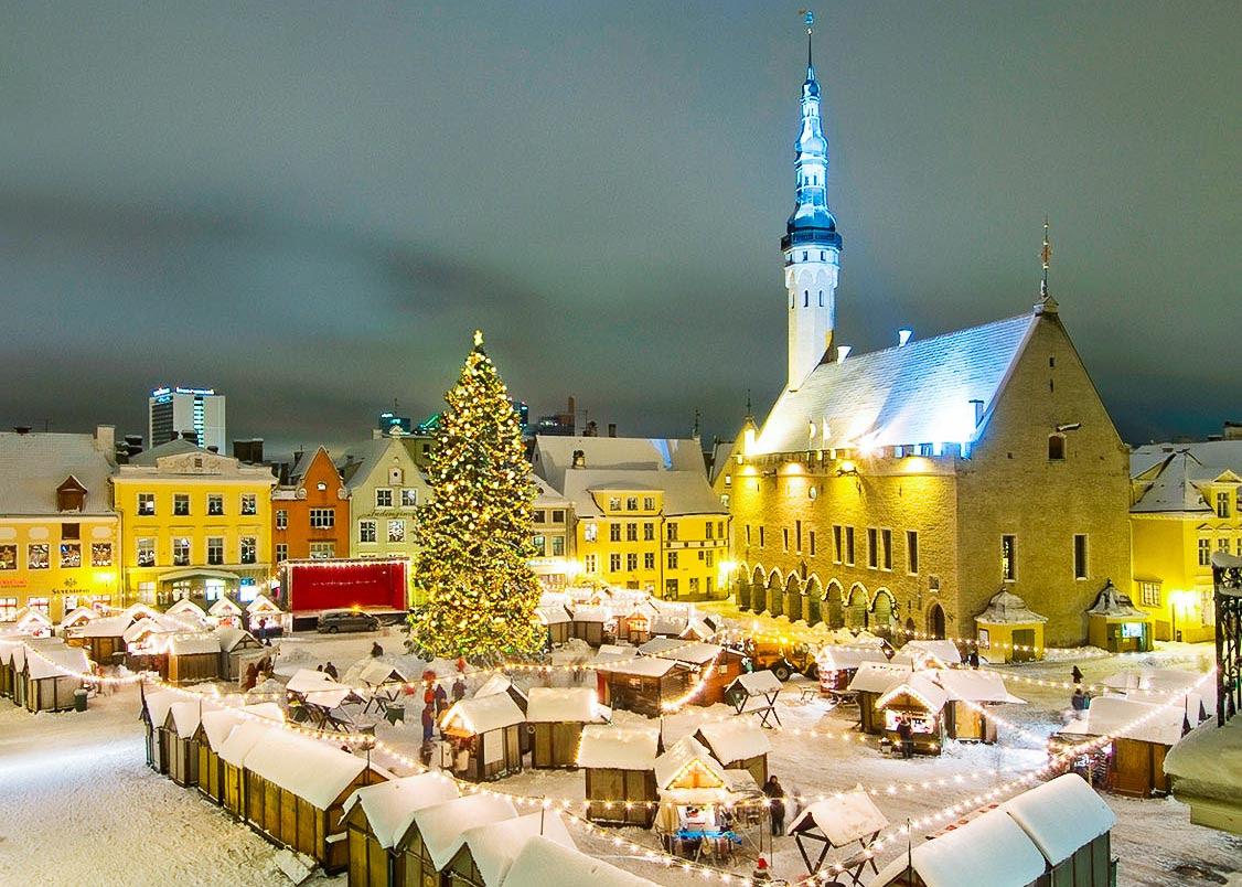 Christmas Vacation Ideas - Top 10 Christmas Destinations