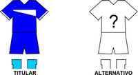 Uniforme Selección Itaugueña de Fútbol