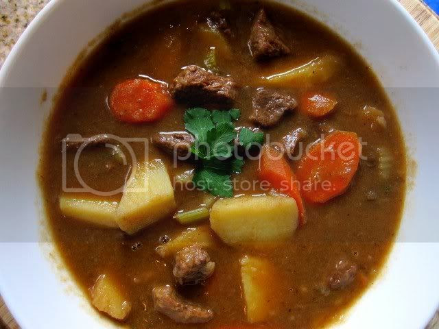 Mini Guinness Beef Stew