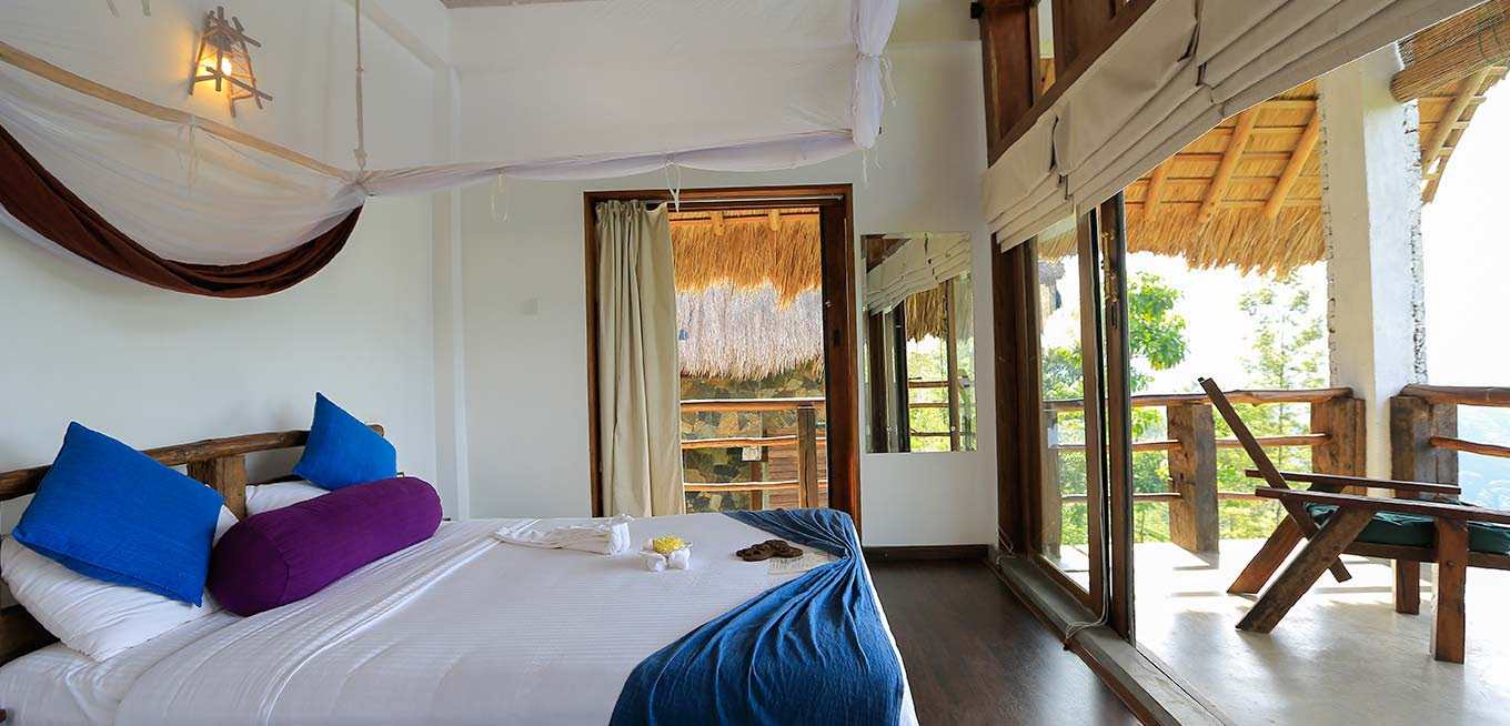 Honeymoon Hotels in Sri Lanka | Rooms at 98 Acres Resort Ella