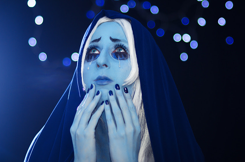 ◇ Blue Diamond cosplay and photo by us ◇ Here we go! Our sad Blue Diamond test shoot. Her cosplay is now the next on our list, so there's going to be some wip pictures of the dress real soon. You can...