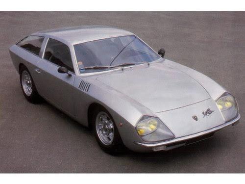 1966 Lamborghini 400GT Flying Star