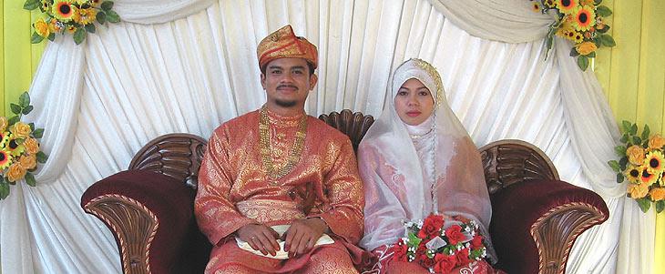 Having your wedding in Malaysia