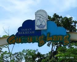 Quranic Circle di Gunung Lang