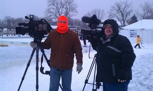 Frozen Photogs