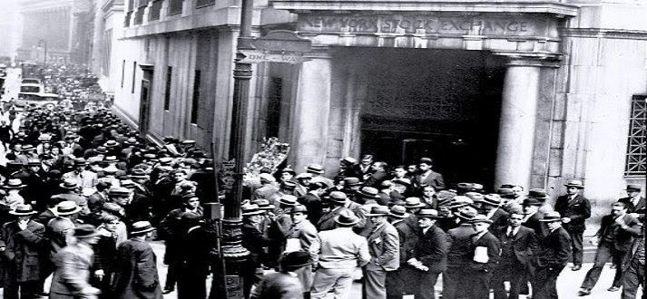 The Wall Street Crash and the Great Depression - 1929-1939 ...
