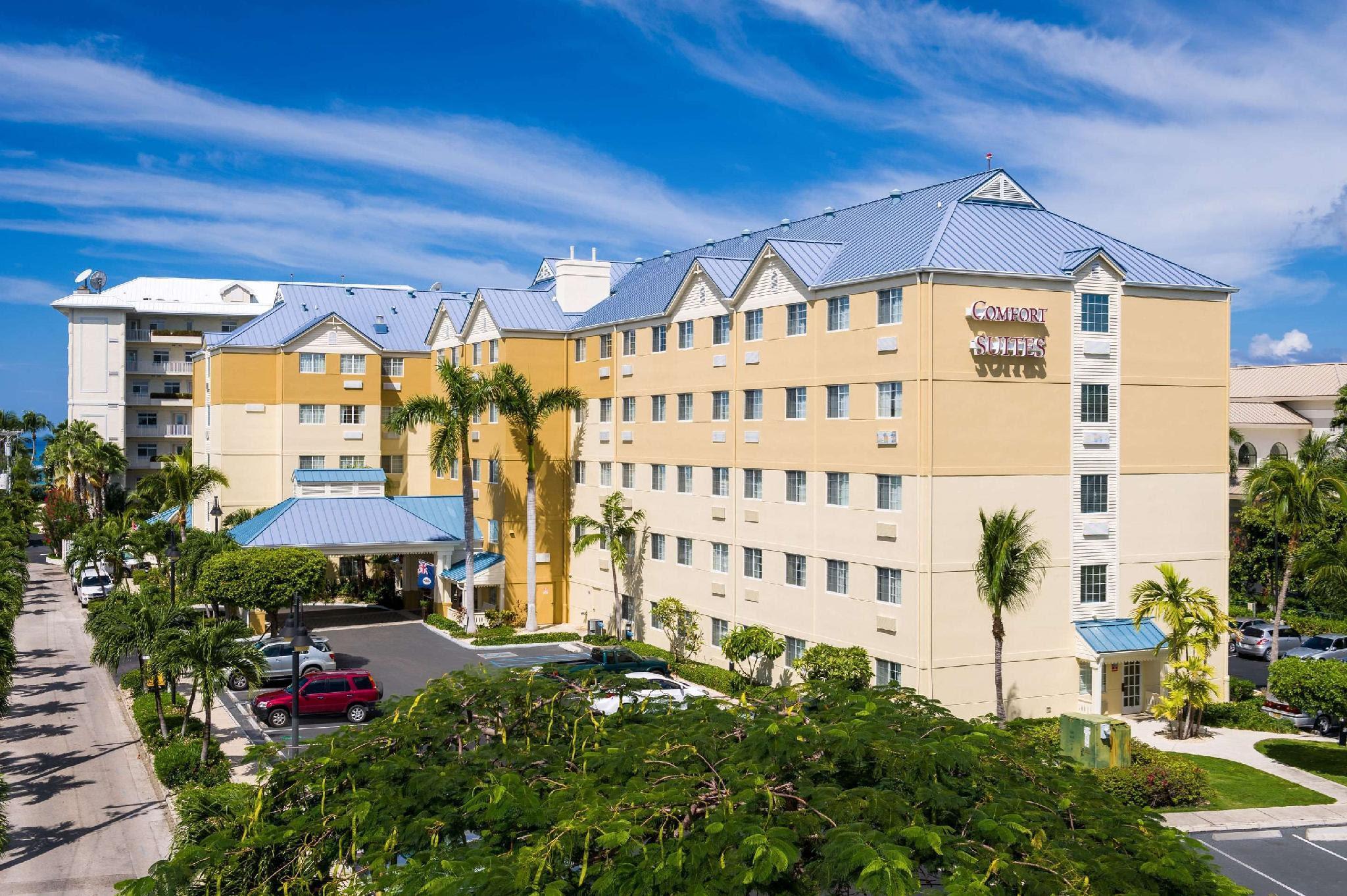 Comfort Suites Seven Mile Beach Cayman Islands Reviews