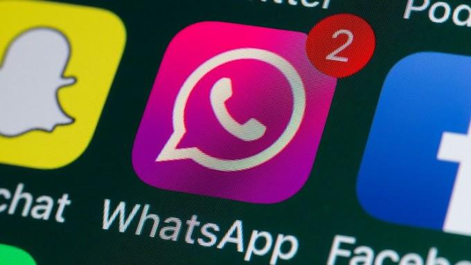 WhatsApp Pink Sang Pencuri Data yang Berbahaya