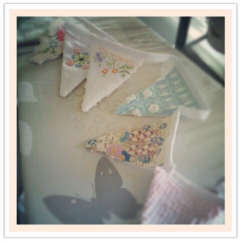 chenille bunting