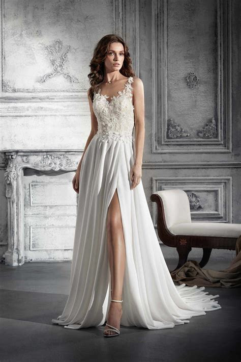 Demetrios Wedding Dress Style 795
