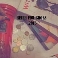 RECEH FOR BOOKS 2013 | RANGKUMAN