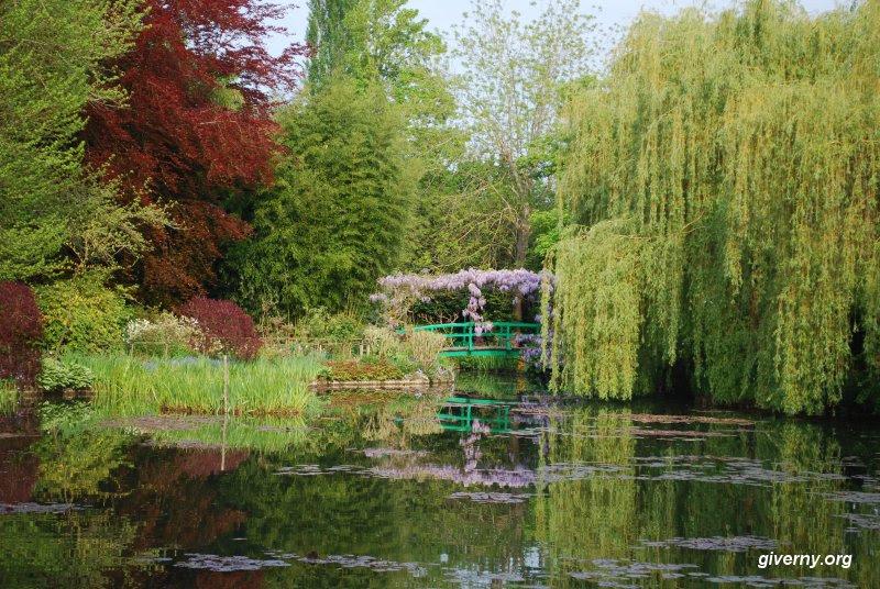 """Résultat de recherche d'images pour """"le jardin de Giverny de Claude Monet"""""""