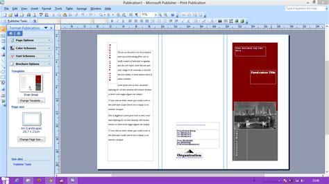 vicky blog tutorial membuat leaflet menggunakan microsoft