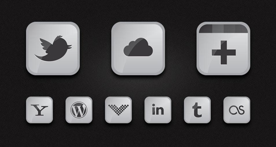 Link Deck Simple Social Media