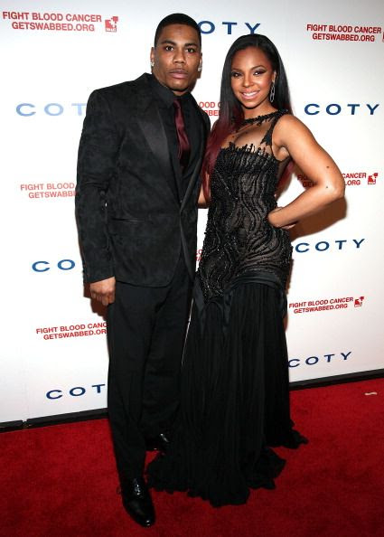 6th Annual DKMS - April 26, 2012, Ashanti, Nelly