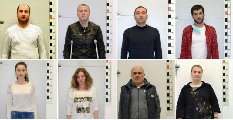 Αυτοί είναι οι αδίστακτοι Γεωργιανοί ληστές που εξαπατούσαν ηλικιωμένους παριστάνοντας τους εφοριακούς [pics]   Newsit.gr