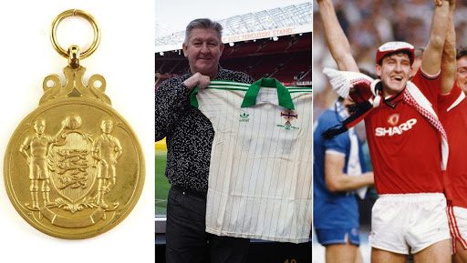 Avatar of Thousands paid for Norman Whiteside FA Cup winner's medal in £200k auction for pension pot