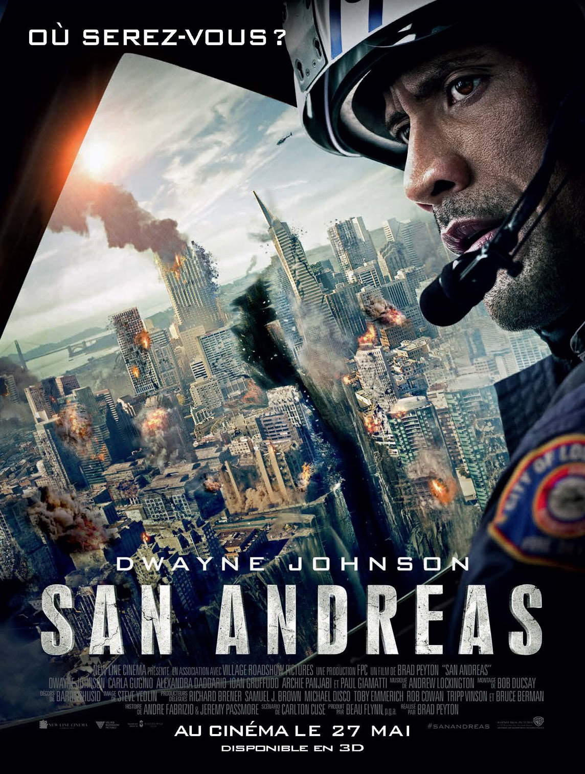 San Andreas Watch Online