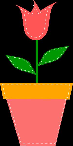 Unduh 510 Gambar Bunga Tulip Clipart Gratis