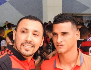 Trauco Flamengo (Foto: Fred Gomes)