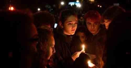 Em Solidariedade à Comunidade Judaica de Pittsburgh