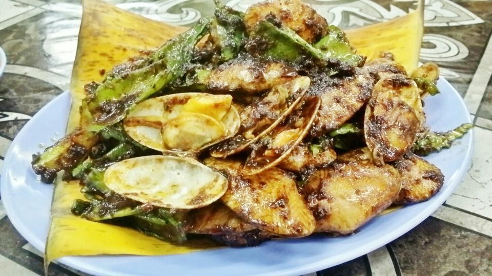 Seri Banjar Ikan Bakar Spicy