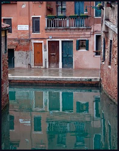 Venetië (1) by hans van egdom
