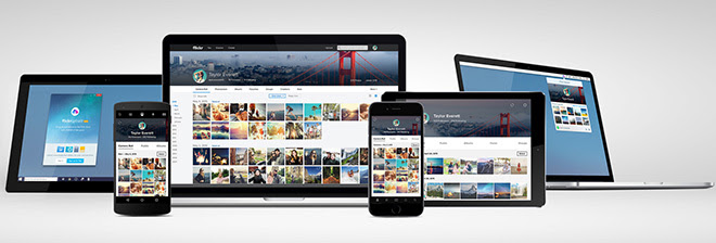 At Lats! Yahoo Flickr redesign brings new Uploadr, Camera Roll, Search and other features