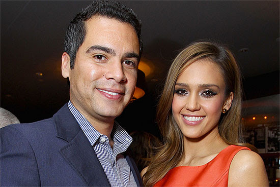 Jessica Alba e Cash Warren