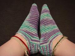 fix socks on feet 2