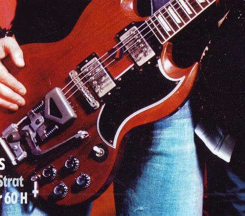 SG Gibson Hetfield