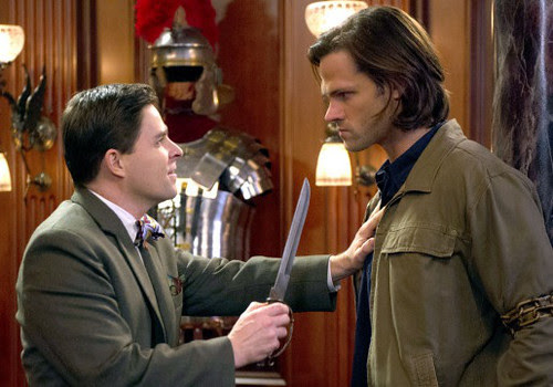 Recap/review of SUPERNATURAL 9x16 'Blade Runners' by freshfromthe.com