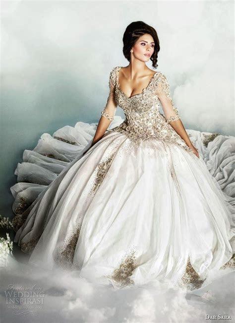 Dreaming of a romantic cinderella wedding dress 2014