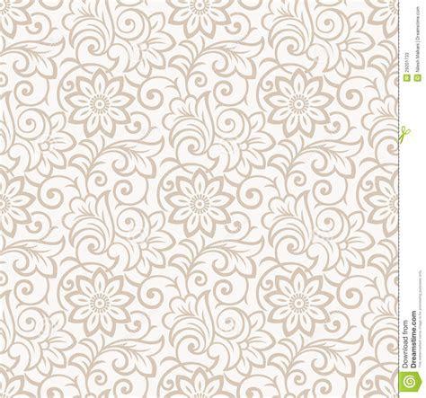 Floral Seamless Royal Wallpaper Stock Vector   Image: 29201733