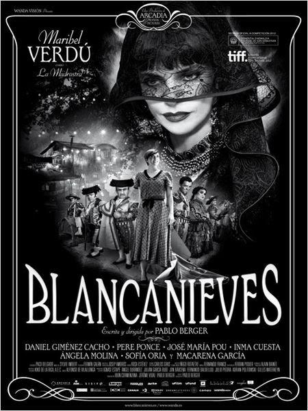 Blancanieves : Affiche