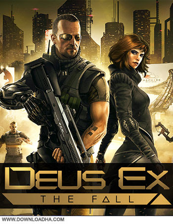 Deus Ex The Fall pc cover download games for PC Deus Ex The Fall