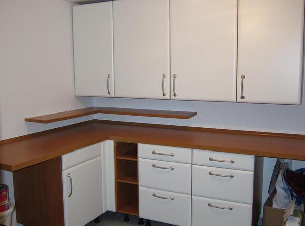 Nolte Küche Küchenschränke in leichter L-Form *NEUWERTIG ...
